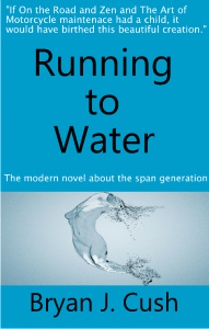 running to water - cover -medium